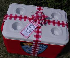 wedding shower presents is a picnic marriage survival kit or bridal shower gift so
