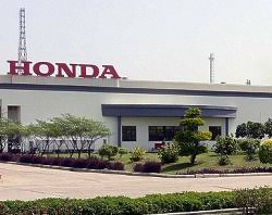 honda siel cars india ltd greater noida honda unveils plans for plant in rajasthan