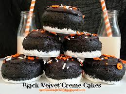castellon u0027s kitchen black velvet creme cakes