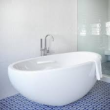Bathroom Moroccan Porcelain Cast Iron Bathtub Sinks Shower Bench White Subway Bathroom Tiles Design Ideas