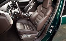 Porsche Cayenne 16 - 2013 porsche cayenne diesel first test motor trend