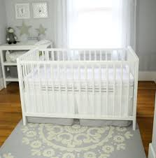 Crib Mattress Base Safesleep Crib Mattress White Base Abc Safe Sleep