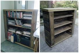 pallet bookshelf u2022 1001 pallets