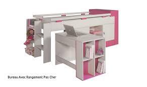 bureaux avec rangement bureau avec tr teau with lit superpos avec rangement pas cher lit