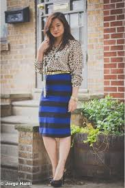 striped pencil skirt dress ala best fashion brown striped skirt