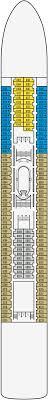 Sydney Entertainment Centre Floor Plan P U0026o Pacific Jewel Overview