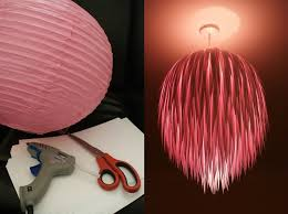 Diy Light Fixtures Light And Lovely Hip Diy Light Fixture Ideas