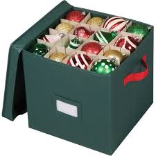 Christmas Decorations Storage Box by How To Organize Seasonal Decorations Organize Your Life