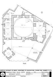 floor plan of mosque floor plan of malika safiyya mosque archnet plan pinterest
