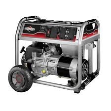 briggs u0026 stratton 5 000 watt gasoline powered recoil start