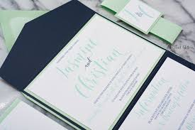jasmine suite modern calligraphy invitation all that glitters