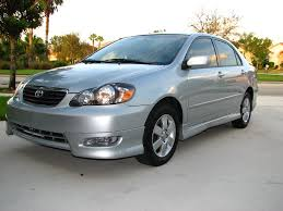 toyota corolla s 2005 for sale broward county fl