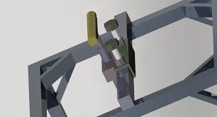 3d model abrasive jet machining setup concept cgtrader