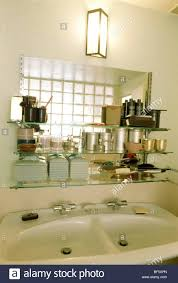 Recessed Shelves In Bathroom Shelves Recessed Bathroom Storage Diy Recessed Or Surface Mount