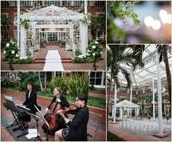 elegant garden wedding of lauren marc with marrero events