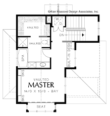 Cottage Floor Plans One Story Single Story Small House Designcomfortable Bedroom Bath House