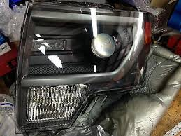 2013 ford f150 fog light replacement 2013 ford f150 hid smoked headlights new oem with bulbs ballast