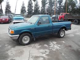 1997 ford ranger xlt regular cab short bed 2wd 2 3l with 158k
