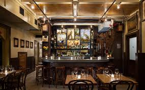 Private Dining Rooms In Nyc Freemans Restaurant