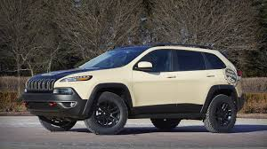 jeep cherokee black 2015 2015 jeep cherokee canyon trail review top speed