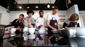 cours de cuisine bethune atelier cuisine comme un chef au côté d halim lettifi nord eclair