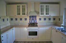 kitchen tile murals tile backsplashes cobalt blue ceramic peacock wall mural 18 x 18 inches