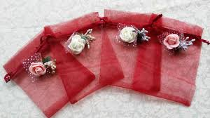 organza favor bags 30 3d organza bags candy drawstring bags wedding favor bags