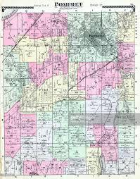 new york 1881 pomfret township laona shumla cordova milford