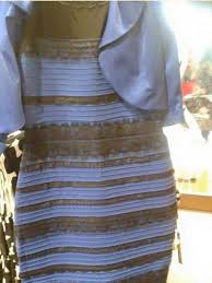 the blue and black or white and gold dress actual colour brand