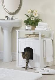 cool cat tree plans discreet litter box furniture reviews