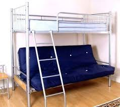 Bunk Bed Futon Combo Bunk Bed With Futon Black Futon Bunk Bed Bunk Bed Futon Wood