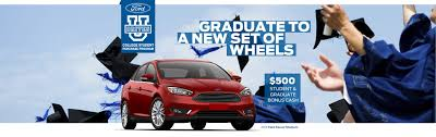 family car ford ford college student purchase program in brandon ms