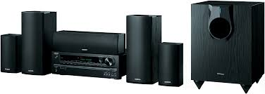 home theater receiver with bluetooth onkyo unveils dolby atmos ready htib packages speaker system and