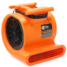 industrial air blower fan air mover carpet dryer blower fan 4 200cfm am tools equipment