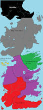 Ord Map War Of The Five Kings Current Factions Updated Map Freefolk