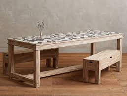 new takes on the classic farmhouse table