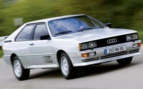 2006 audi coupe 1982 1985 audi quattro drive motor trend