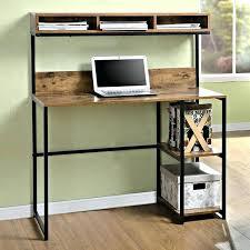 Corner Desk Shelves Corner Desk With Hutch White Printers Pottery Barn Brilliant