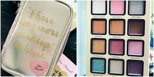 too faced teased its holiday collection and we u0027re freaking out