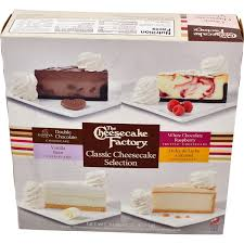 cheesecake delivery the cheesecake factory assorted cheesecake 52 oz from costco