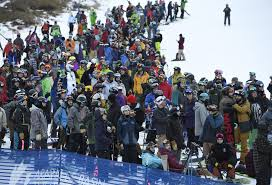 opening day for the 2017 18 ski season in colorado from the