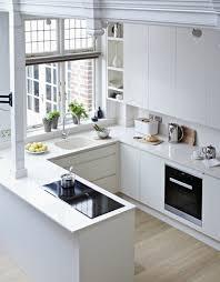 configuration cuisine la cuisine en u est et fonctionnelle les idées pour