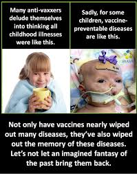 Anti Vaccine Meme - antivax myth these diseases are mild vaccine f y i