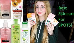 best drugstore skincare for oily combination skin youtube