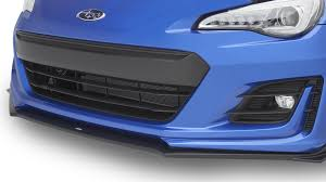 subaru brz front bumper shop genuine 2017 subaru brz accessories subaru of america