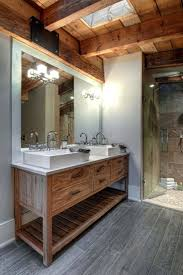 Rustic Bathrooms Designs top 25 best modern rustic interiors ideas on pinterest modern