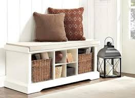 Bathroom Bench With Storage Bathroom Storage Bench Finelymade Furniture Sustainable Pals