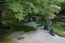 great japanese rock gardens ir beauty with everything along along