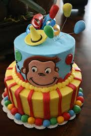 curious george cakes and everything sweet another curious george cake