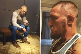 conor mcgregor hairstyles conor mcgregor sports new haircut ahead of ufc 197 showdown with